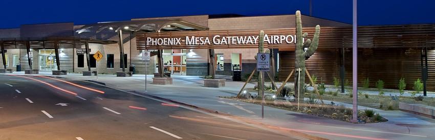 Mesa Gateway Airport Car Rental
